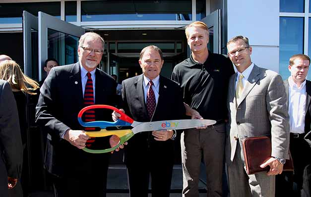 eBay Expands in Utah with the Opening of Its Newest Facility ...