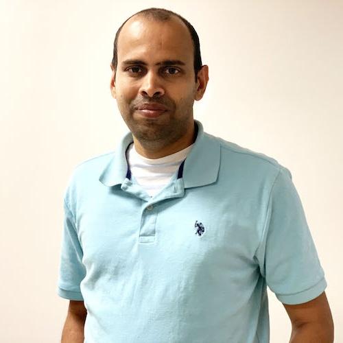 Aroop Maliakkal Padmanabhan