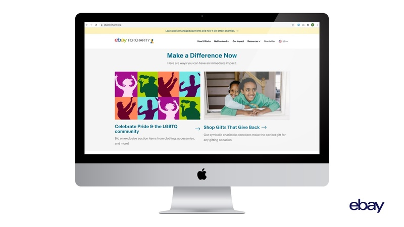 An Ebay Charity Perspective For Developers