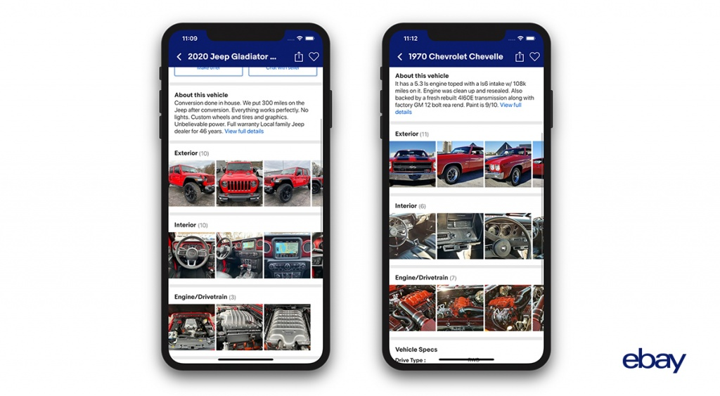 Under The Hood Of Ebay Motors New App Powered By Advanced Technology Like Flutter Ml And Bff