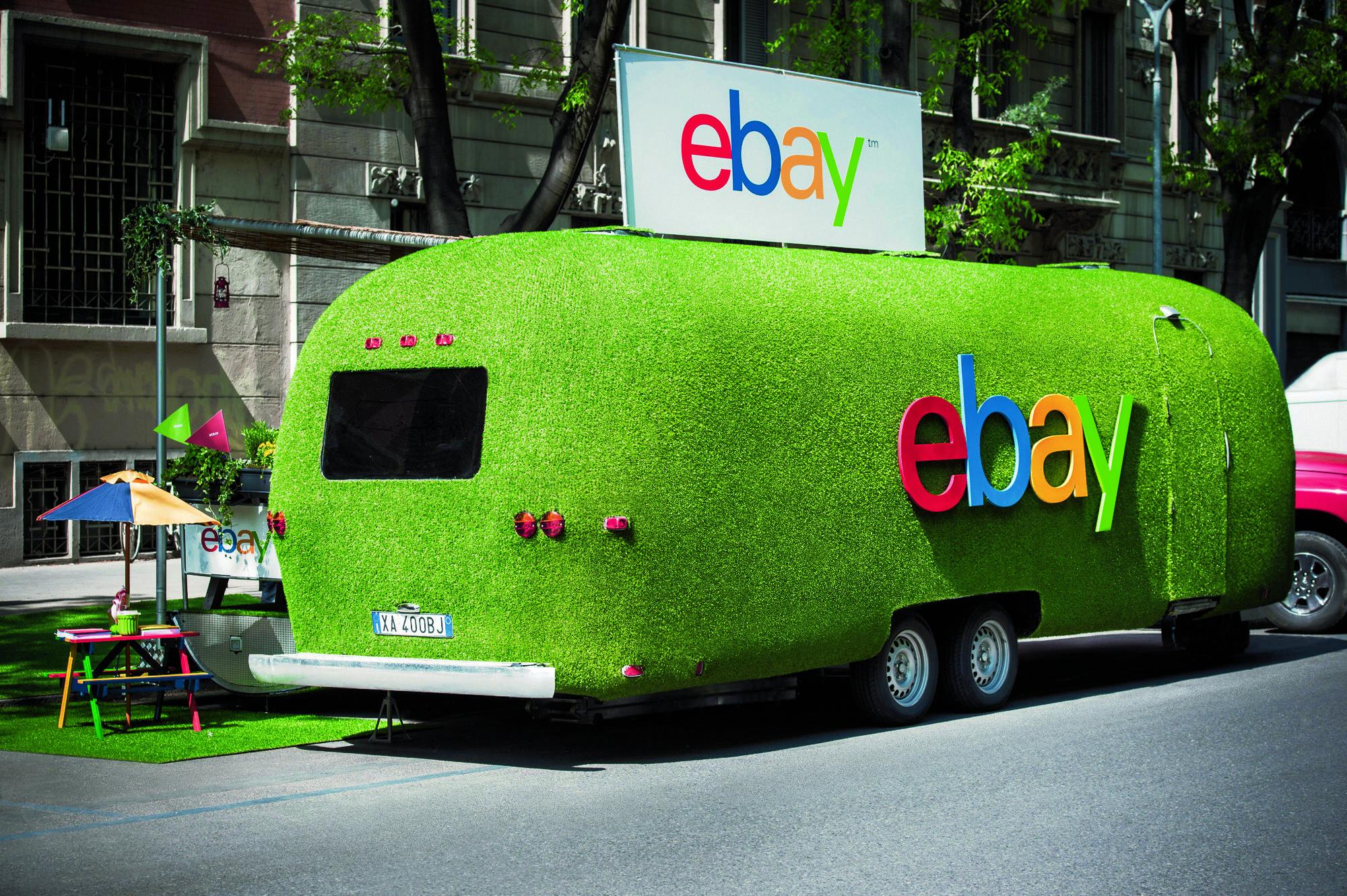 Giardino mobile ebay al fuorisalone 2015 ebay inc for Mobile giardino