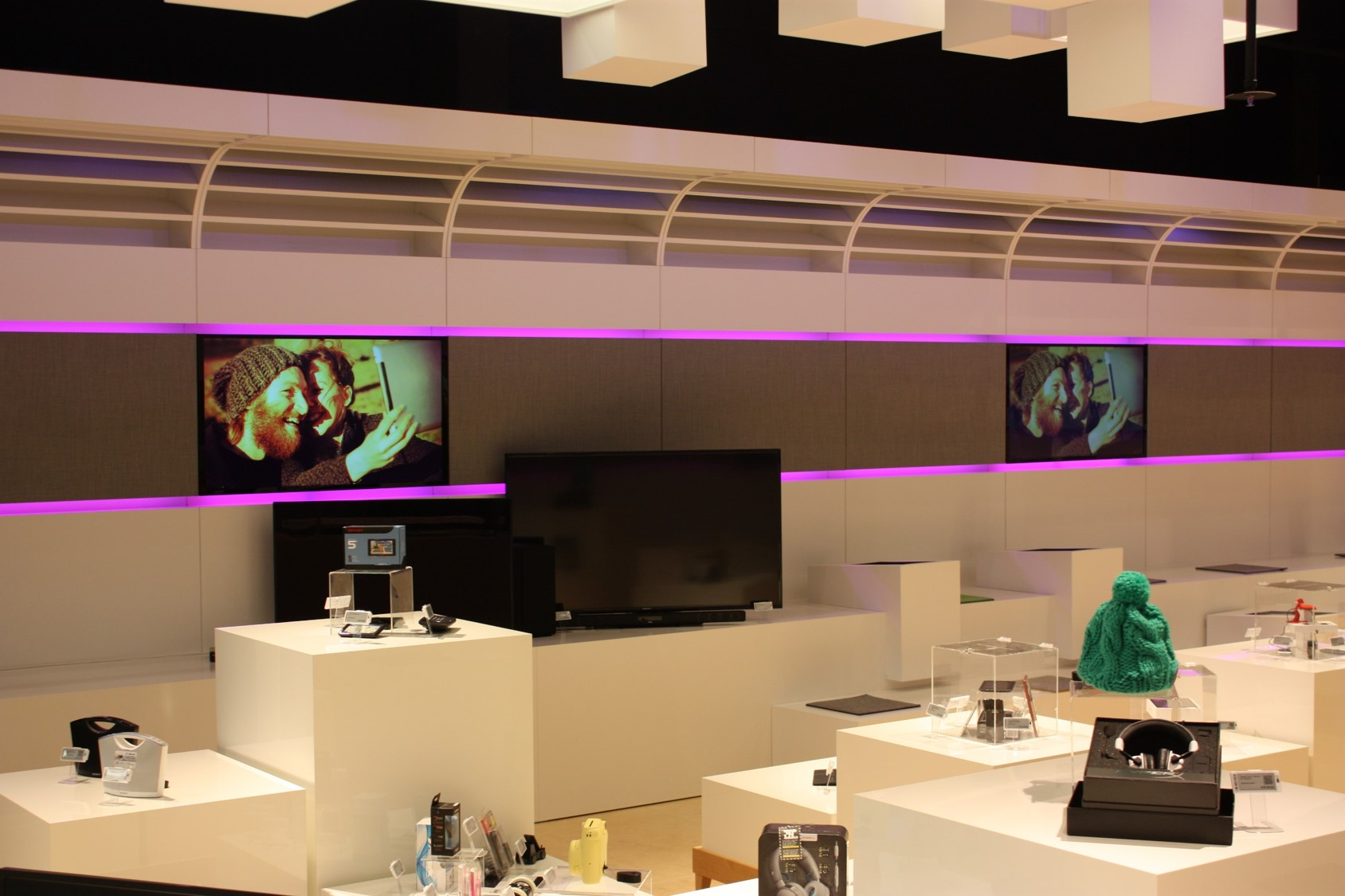 """Omnichannel-Pilot """"The Inspiration Store"""" der METRO GROUP, eBay und ..."""