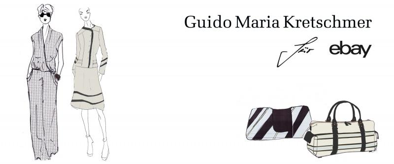 best authentic ed505 ea5c1 Guido Maria Kretschmer für eBay: Verkaufsstart der ...