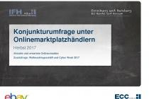 Berichtsband eBay Marktplatz KIX Q3 Q4 2017