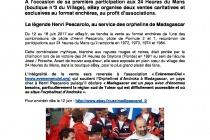 Communique de presse eBay ventes caritatives 24 Heures du Mans
