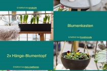 Factsheet eBay Balkongestaltung Skandinavischer Balkon
