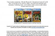 Trois des bandes dessinees Wonder Woman les plus rares au monde en vente sur eBay