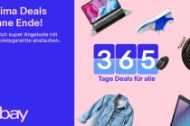 eBay 20 Prima Deals Pressebild