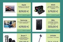 eBay Deals Sheet Last Minute