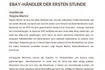 eBay Haendlerportrait martini.de