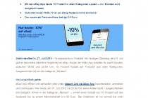 eBay Mobile Coupon Pressemitteilung2