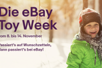 eBay Toy Week Pressebild