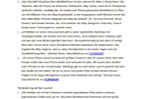 eBay Zitatesammlung iPhone