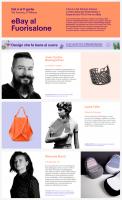 eBay scommette sul futuro del design internazionale