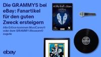 Die Grammy Awards bei eBay: Exklusive Fanartikel zu ersteigern