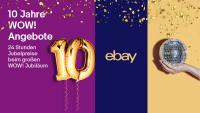 10 Jahre eBay WOW!: Über 16 Millionen verkaufte Produkte