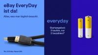 Start von eBay EveryDay: Alle 13 Sekunden kaufen eBay-Nutzer eine Handyhülle