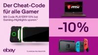 Zur gamescom 2019: 10 unschlagbare Angebote aus der eBay Gaming-Welt