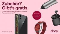 Neue eBay-Aktion: iPhone kaufen, Zubehör gratis sichern