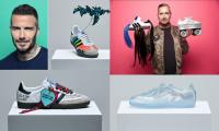 Sneakers Adidas disegnate da celeb internazionali in vendita su eBay