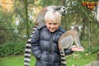 Allein unter Tieren: Exklusiven Besuch des Serengeti-Parks für einen guten Zweck ersteigern