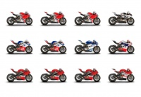 """All'asta su eBay le Ducati Panigale V4 S dei piloti in gara alla """"Race of Champions"""" al WDW2018"""