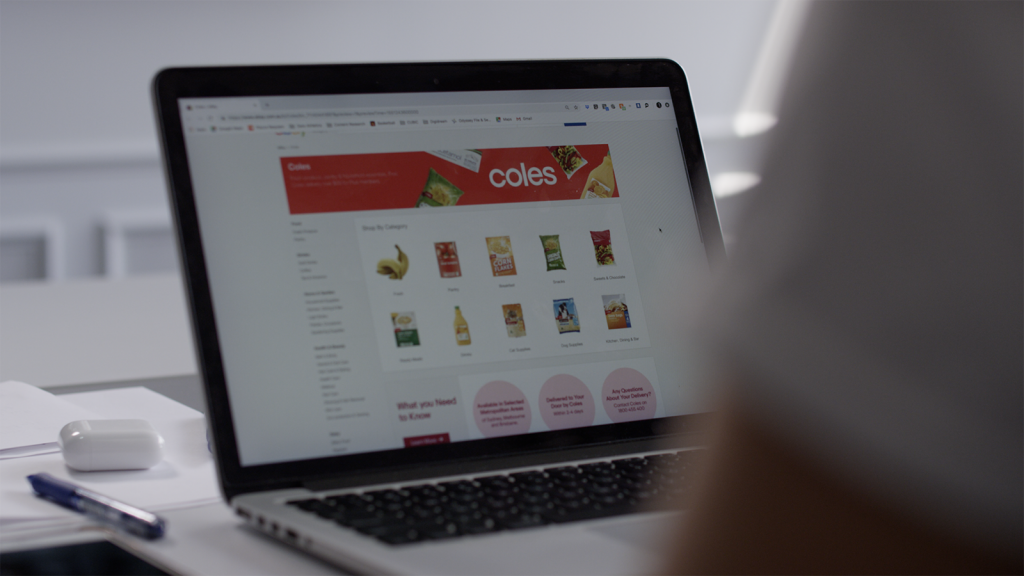 Coles Partners With Ebay To Drive Online Grocery Shopping In Australia Ebay Inc