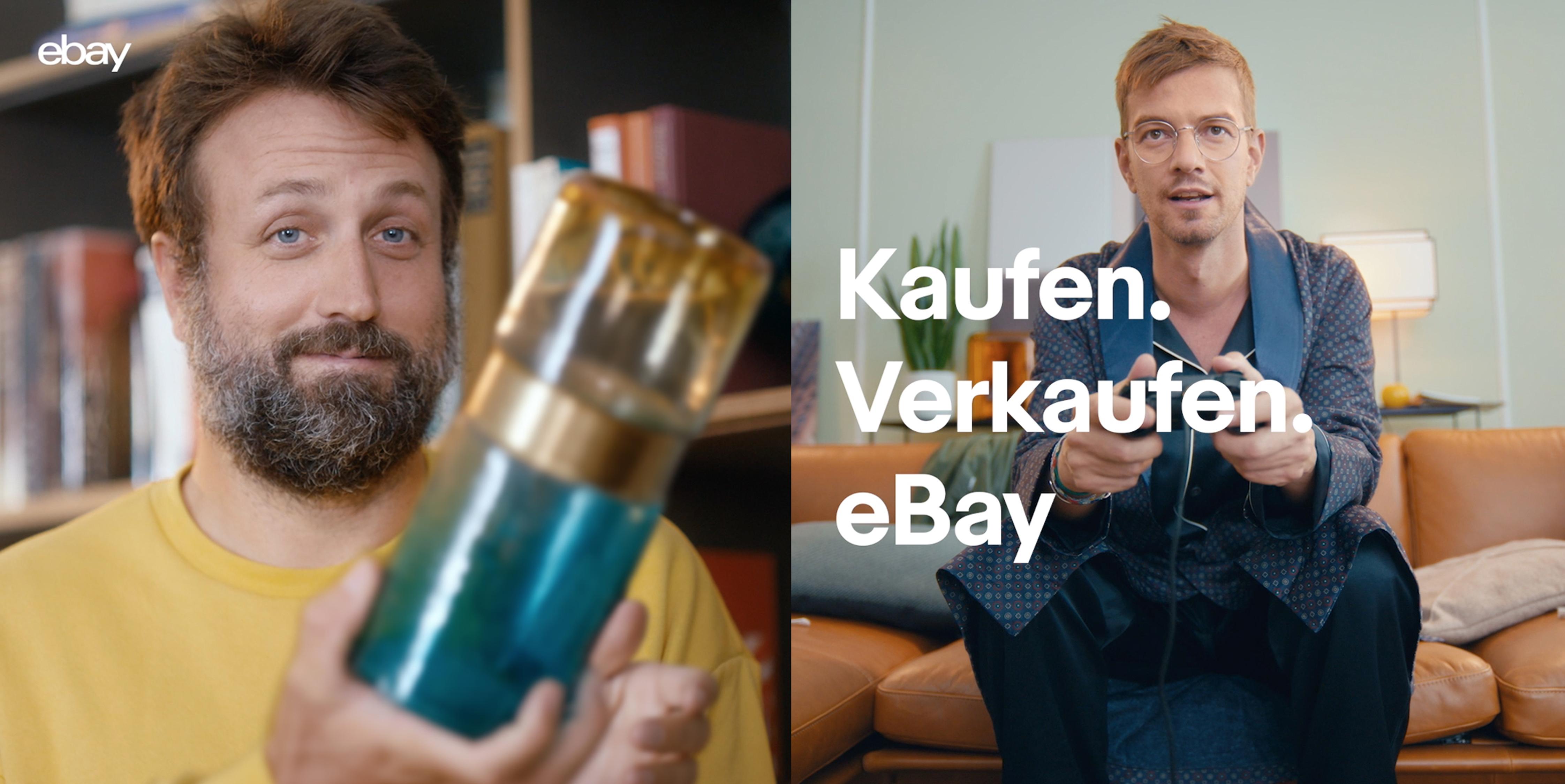 Ebay Startet Integrierte Weihnachtskampagne Mit Joko Winterscheidt Und Paul Ripke Ebay Inc