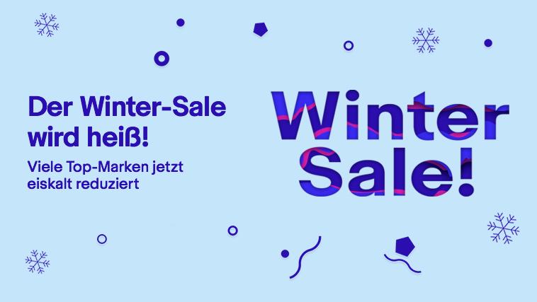 01966d76fa99ec eBay startet den Winter-Sale mit Rabatten von bis zu 70 Prozent ...