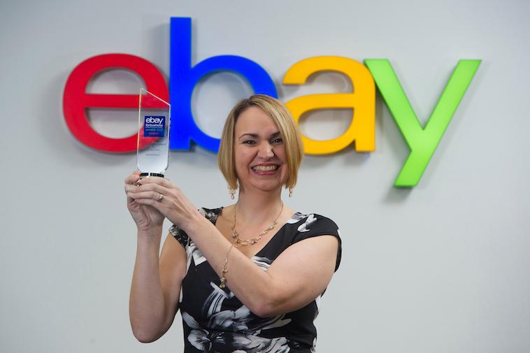 Celebrating Seller Success At The Uk Ebay For Business Awards