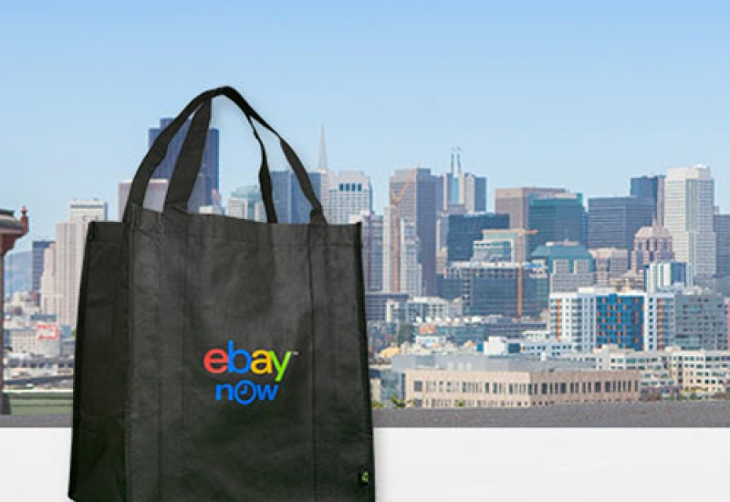 eBay Now Offers Free Delivery Throughout the Holidays