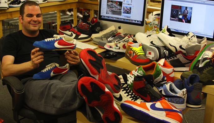 ebbce5148035 ShoeZeum Rises from the eBay Sneakerhead Craze