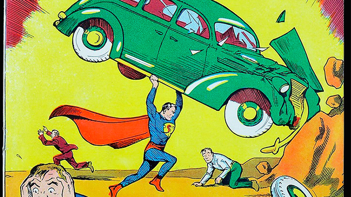The First Superman Comic Sells For A Record 3 2m On Ebay