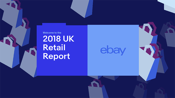 Ebay S Third Annual Uk Retail Report Reveals Biggest Shopping Trends In Britain