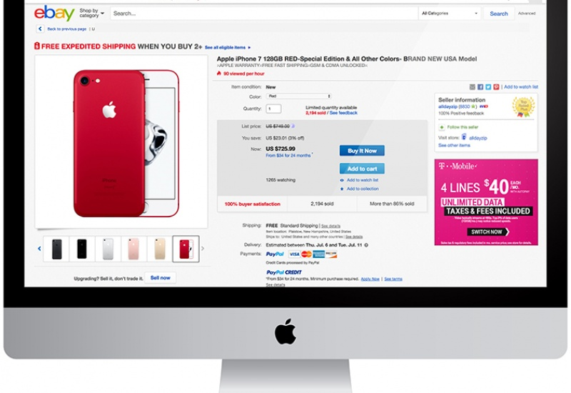 Transforming The Advertising Landscape On Ebay