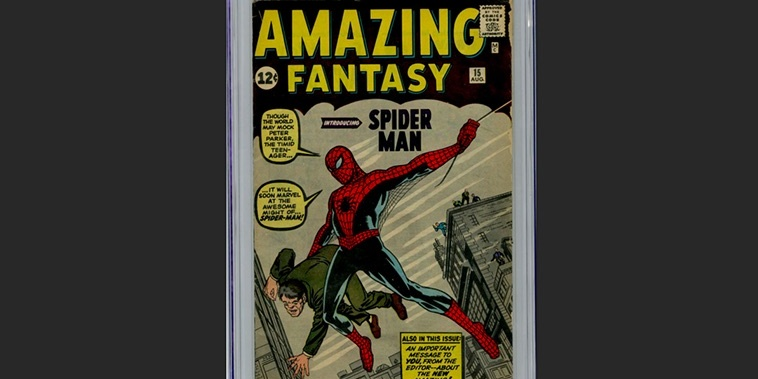 Want To Sell Your Comic Book Collection Let A Top Ebay Comics Seller Do It For You