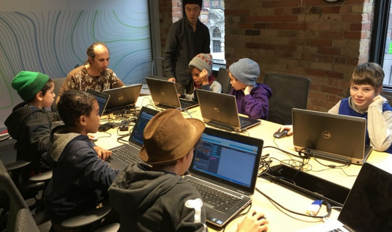 It was all hands on deck for the Toronto Kijiji team.