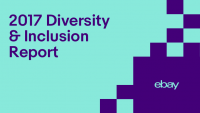 eBay Releases its 2017 Diversity and Inclusion Report