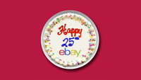 Celebrating 25 Years: Shop 25 Top Brands in Special eBay Anniversary Sale, From Tech to Apparel