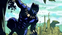 Limited Edition Marvel Black Panther Comic Book to be Sold Exclusively on eBay
