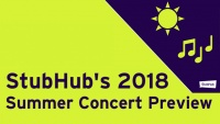 StubHub Reveals the Top U.S. Music Tours of Summer 2018
