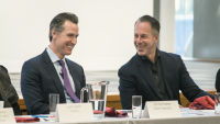 eBay Hosts California Governor On His First Trip To Silicon Valley