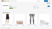 eBay and Spring Partner to Create Ultimate One-Stop Shopping Destination