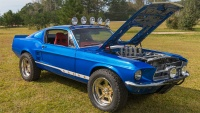 """eBay Motors' """"On the Road"""" Tour Culminates at SEMA with a One-of-a-Kind 1967 Ford Mustang Fastback Charity Auction"""