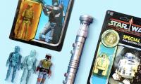 eBay Unveils One of the Largest Collections of Rare Star Wars Prototypes and Collectibles