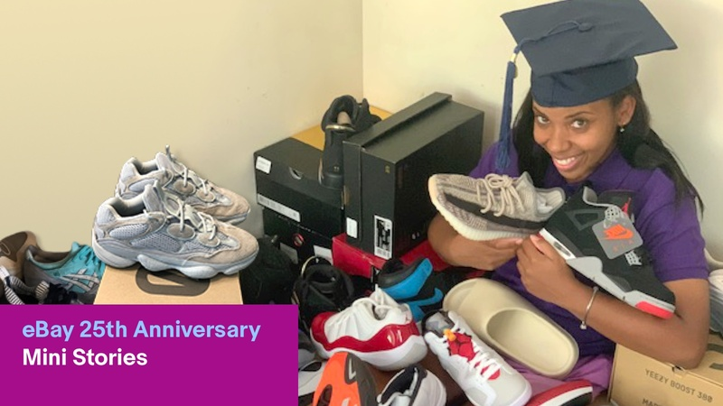 Lacing Together Entrepreneurship And Education Through Sneakers