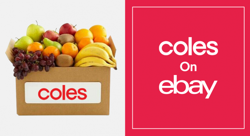 Coles Partners With Ebay To Drive Online Grocery Shopping In Australia