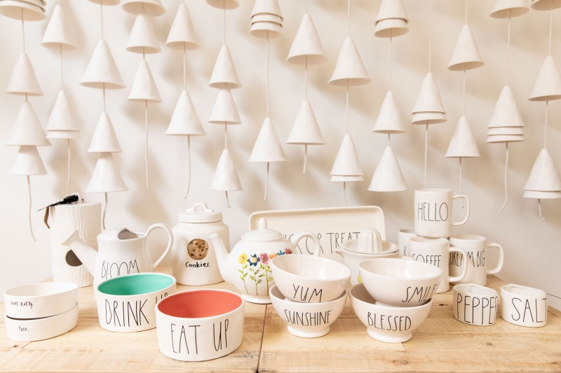 Pottery Artist Rae Dunn And Magenta Inc Partner To Help Those