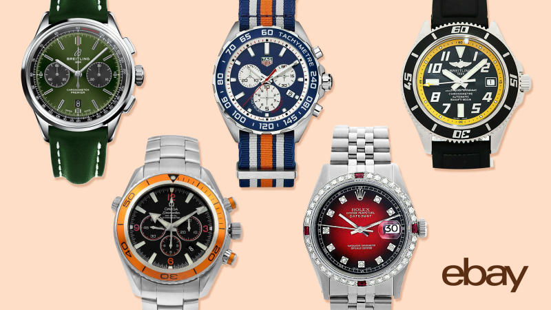 Ebay Releases 2020 Luxury Watch Report Offers Shoppers Up To 30 Off Top Brands