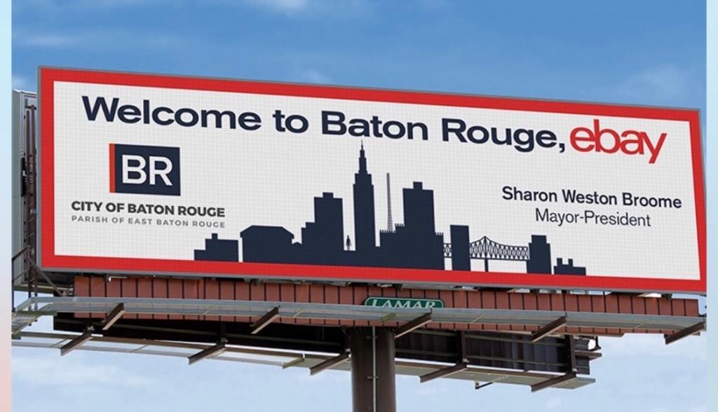Baton Rouge And Ebay Announce Economic Development Initiatives